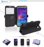 For Samsung Galaxy Note 5 mobile case 5.7 inch leather mobile cover for Note 5