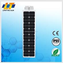 2015 High Quality CE RoHS High Power integrated Solar Street Light Price