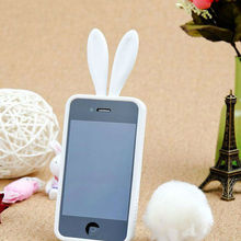 Unique price rabbit ear silicone Cheap And Simple Mobile Phones