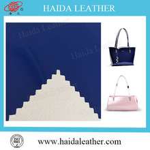 shiny handbags patent leather mirror surface fabric made in China