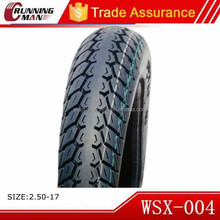 CHINA High Quality Street motorcycle tire 2.75-17