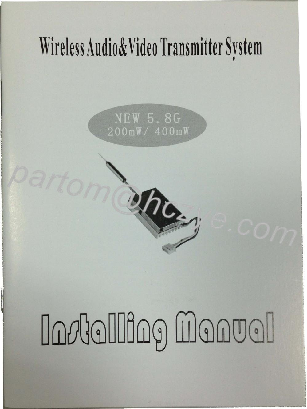 Long range wireless transmitter and receiver