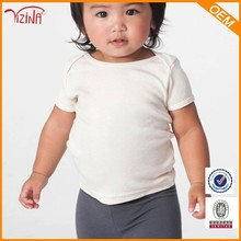 Infant Clothing Organic Cotton Baby T shirt of Online Shopping