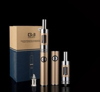 Wholesale 1.0-1.2ohm Glass Tank GS G3 Kit electronic cigarettes GS G3 vaporizer