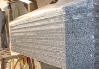 Chinese natural granite G603 stone stairs Owner quarry