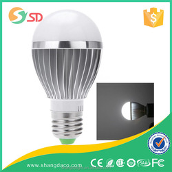 led bulb case e27 day night light sensor led bulb 12v 8w led car bulb