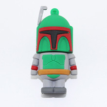 Wholesale china usb flash drive16gb Pen drive for Kid's gift war of star usb stick with keychain
