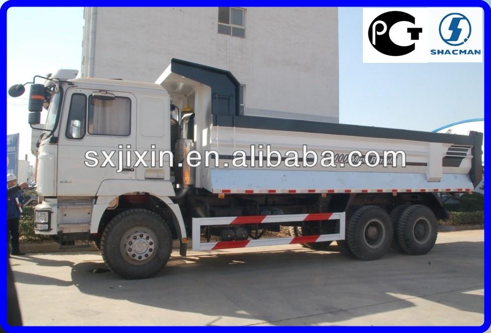 Shacman 25 30 ton 20 m tres cubes camion benne - Metre cube en tonne ...