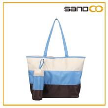 Multi functional changing baby nappy bag, fashion mummy bag