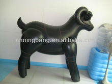 PVC inflatable air tight inflatable animal ,inflatable animal character for decoration