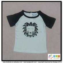 BKD 100% GOTS child organic t shirt