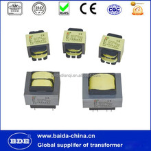 EI low frequency output audio transformer