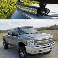 "New ""20 30 40 50 "" inch Auto Led Driving Light Bar,High Quality Epistar Led Light Bar For Vehicles"