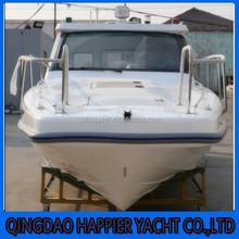 760cm china model pleasure cabin yacht manufacture