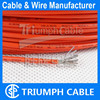 Pure copper conductor UL 1007 flexible electrical wire cable