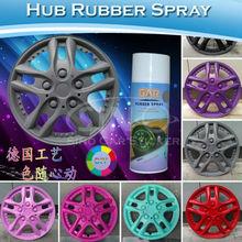 Rápido en seco de acrílico pintura de aerosol/extraíble del coche pintura en aerosol 400ml latas