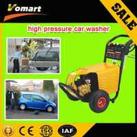 220V 3KW automatic high pressure car washing machine/car washer/vessel cleaning systems