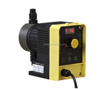JLM0804 manual Electromagnetic Diaphragm Type Automatic chlorine dosing pump adjustable