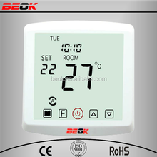 5+1+1 touch screen Programmable heatingThermostat for HVAC systems and parts