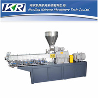 Small PVC/ABS Plastic Recycling Extrusion Machinery Price