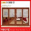Cheap price Thermal Break Aluminum Glass Door/Large Interior Aluminum Glass Door China Manufacturer