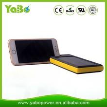 OEM portable 5v 12000mah and 5000mah solar power bank, mini solar power bank charger, power bank solar cell for mobile phone