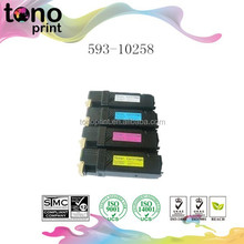 593-10258 compatible color toner cartridges for Dell 1320/1320C/1320CN/1320DN