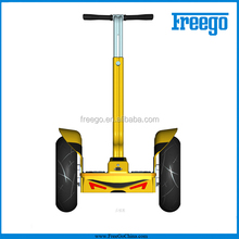 2 Wheel 2000W 19 Inch Tire 72v Battery Max Speed 20 Km/h Waterproof Self-Balance Off Road Scooter