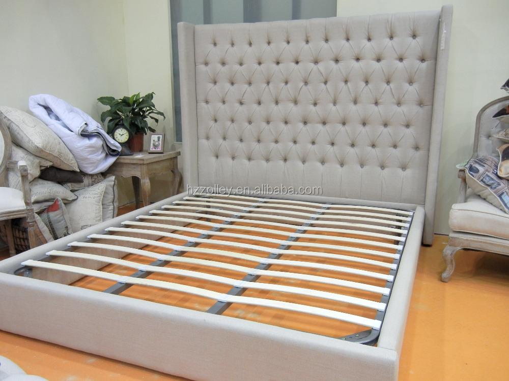 Cama de estilo francés de cabecera cabecera cama muebles de la ...