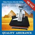 CN0323 china de fábrica al por mayor de revisión grabación en relieve de la máquina la prensa del calor 38*38
