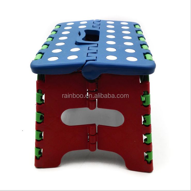 Promotional Cheap Easy Carrying Sitting Stool Folding