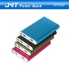 Portable 8000mah ROHS portable power bank with polymer cell powerbank