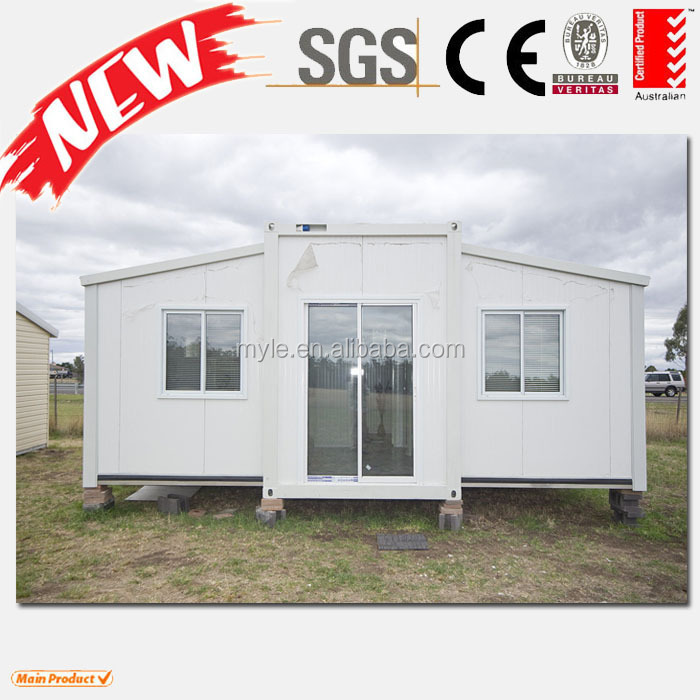 Mobile home cabin expandable container house for sale buy mobile home mobile home cabin mobile - Mobile home container ...