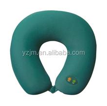 2015 high quality customized Vibrating Massage Neck Pillow car massage neck pillow
