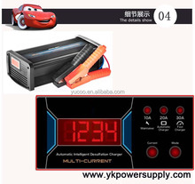 2015 new year design type for wide range batteries 24v vehicles battery charger