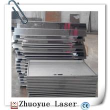 metal plate design fabrication /sheet metal fabrication /laser cutting service