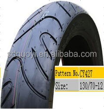 high quality motorcycle tire 130/70-12