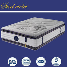 2013 hot sale luxury foam mattress with import high quality cotton fabric