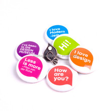 Custom A pin-back button or button Badge, pin button, button badge or simply pin-back or badg | Promosional Badge | No Minimum