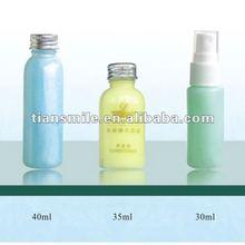 hotel cosmetic bottle