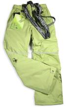 deportes de invierno personalizado diseño unisex <span class=keywords><strong>pantalones</strong></span> al aire libre