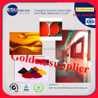 Excellent quality Widly used furniture paint epoxy polyester lacquer powder coatings
