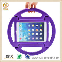 For Mini iPad Protect Case With Soft Handle Grip Kids Friendly