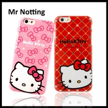 2015 best selling cartoon hello kitty case for iphone 5