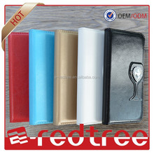 Innovative new design phone case, cup shape buckle wallet mobile cover for samsung s6 s6 edge