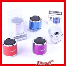 hifi super bass car mini radio speaker support MP3 format songs