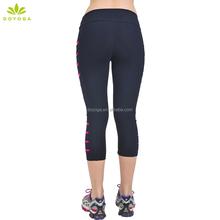wholesale quality 90% polyester 10% spandex yoga pants