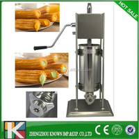 5% discount on the last day ! spanish churro filler machine and fryer Churros Machine