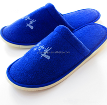 2015 Fancy appearance personalized design hotel slippers