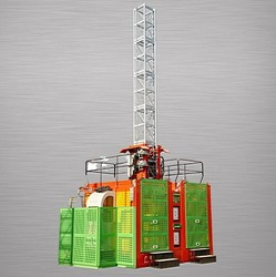 CE & ISO Certificated building lift construction elevator